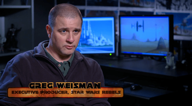 Greg Weisman Jedi Mouseketeer Disney XD talks to Greg Weisman