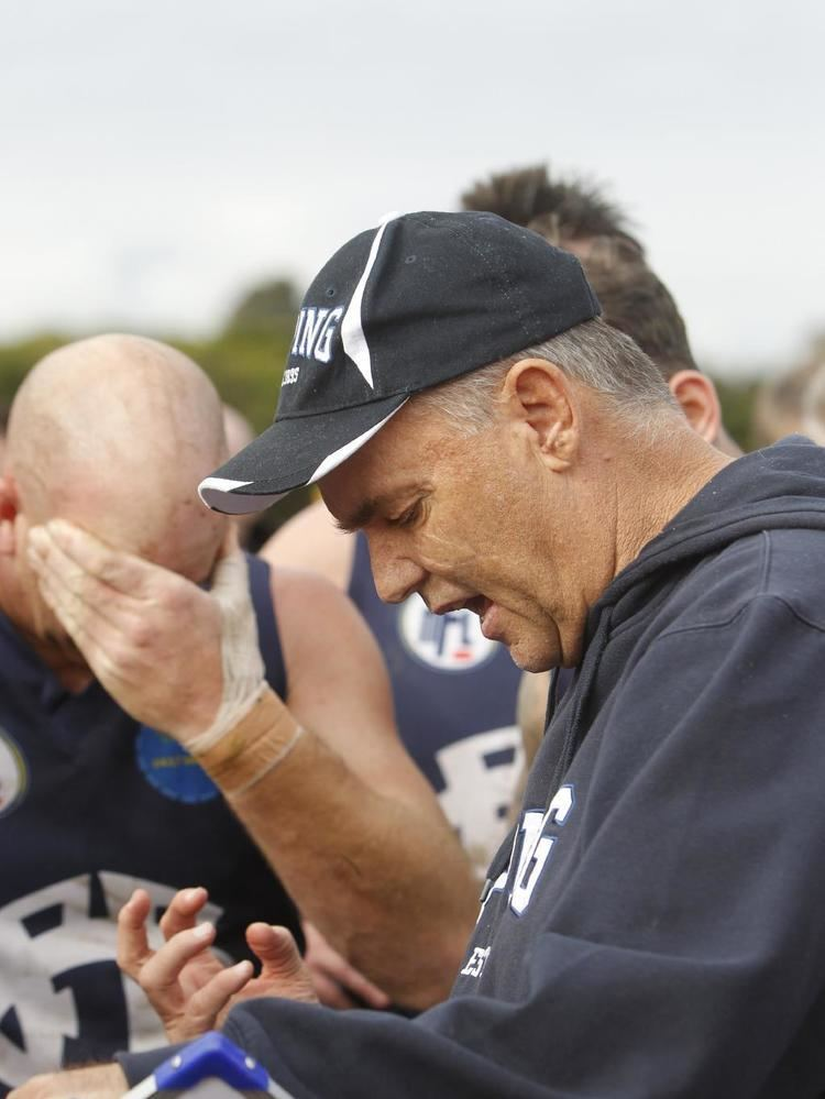 Greg Whitcroft NFL Division 3 runnerup Epping resigns coach Greg Whitcroft for