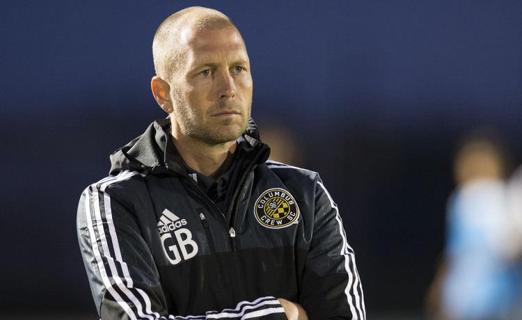 Gregg Berhalter MLS Ticker Crew reward Berhalter with extension report