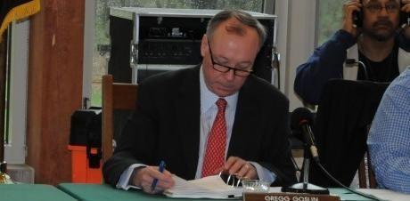 Gregg Goslin Cook County Commissioner Gregg Goslin