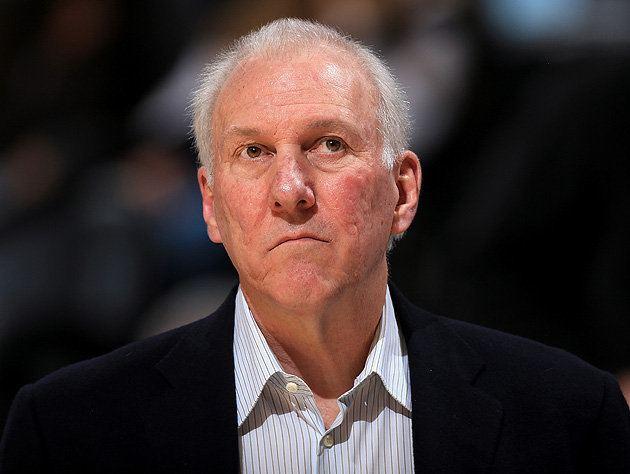 Gregg Popovich San Antonio Spurs head coach Gregg Popovich39s home