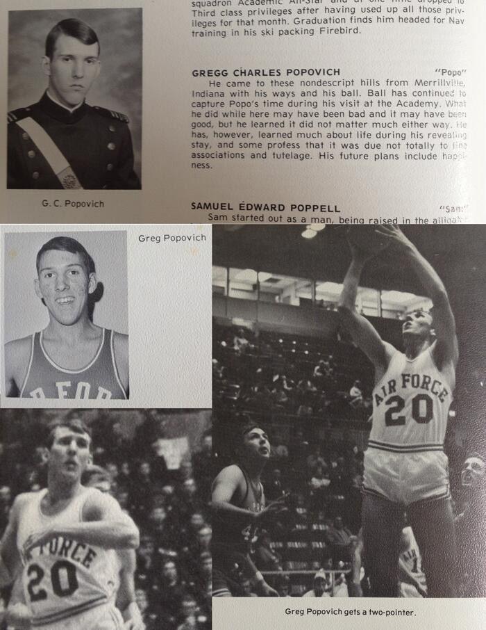 Gregg Popovich Gregg Popovich NBA Basketball Coach of the San Antonio Spurs