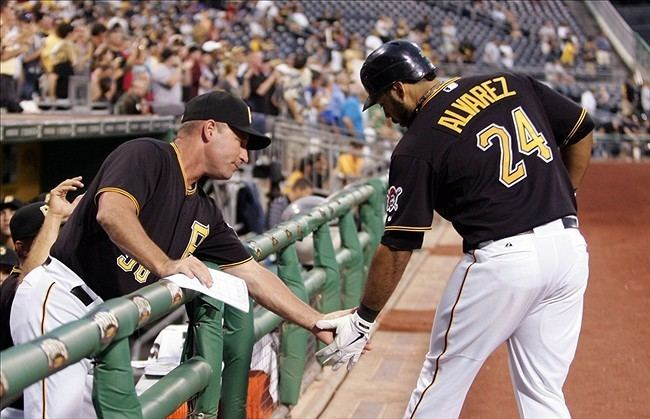 Gregg Ritchie So Long Man Behind the Cage An Ode to Pittsburgh Pirates