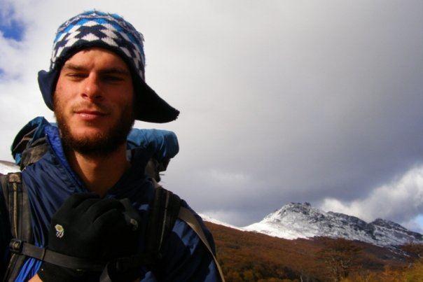 Gregg Treinish Gregg Treinish Adventuring with a Purpose Seattle Backpackers