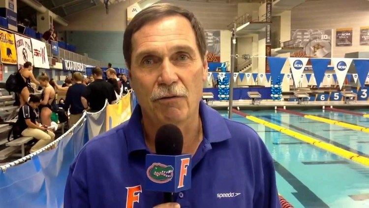 Gregg Troy Head Coach Gregg Troy discuses day one of NCAAs and how