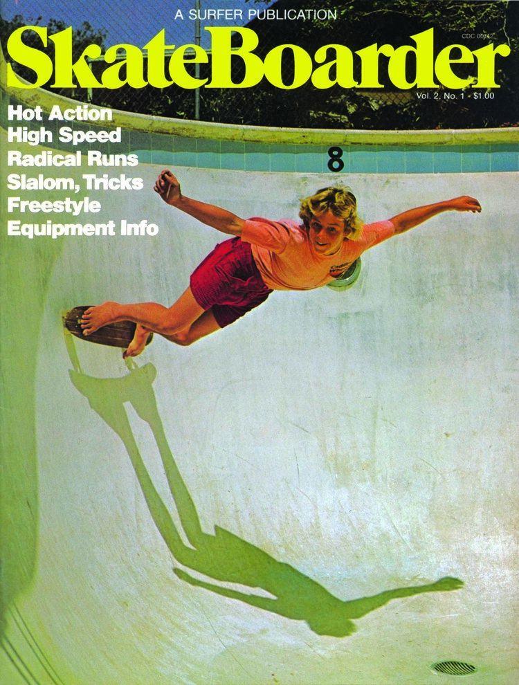 Gregg Weaver Gregg Weaver Interview TRACKER Forty Years of Skateboard History
