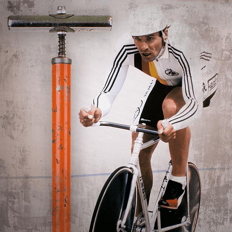 Gregor Braun GREGOR BRAUN A GERMAN CYCLING LEDGEND SKSGermany