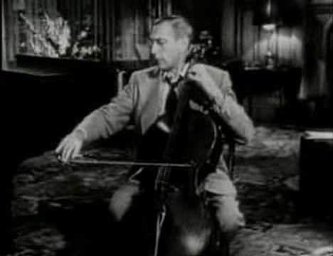 Gregor Piatigorsky Gregor Piatigorsky plays Tchaikovsky Waltz YouTube
