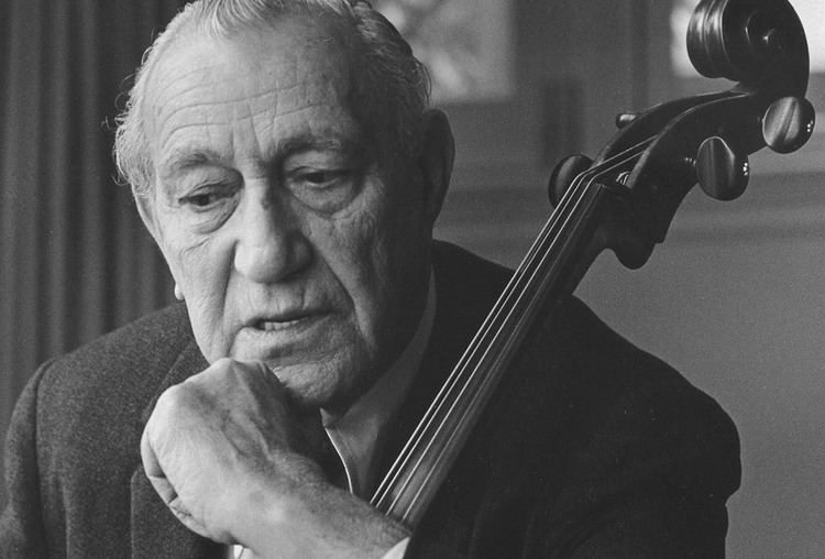 Gregor Piatigorsky USC to host international cello festival Daily Trojan