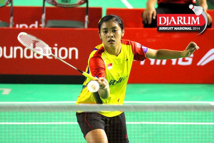 Gregoria Mariska Tunjung Djarum Badminton Gregoria Mariska Taklukan Renna Suwarno