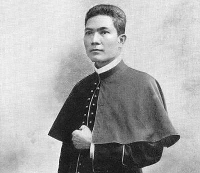 Gregorio Aglipay A Feast for Gregorio Aglipay Filipino Revolutionary and Unitarian