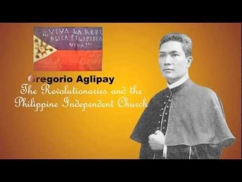 Gregorio Aglipay A Feast for Gregorio Aglipay Filipino Revolutionary and