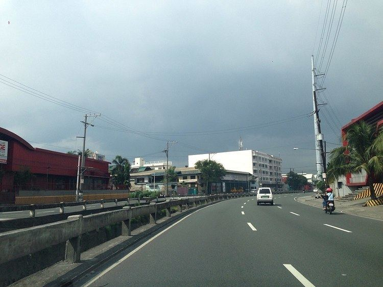 Gregorio Araneta Avenue
