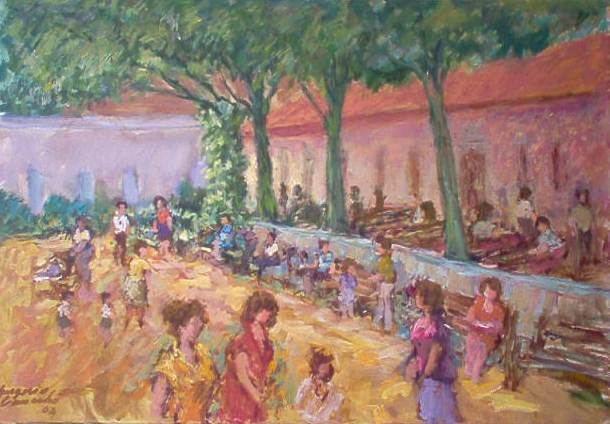 Gregorio Camacho 1 Plaza El Venezolano leos y Msica