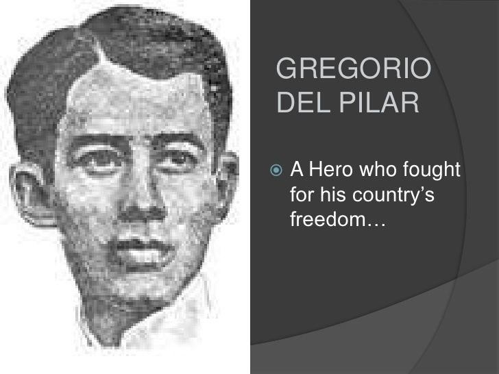 gregorio del pilar pictures