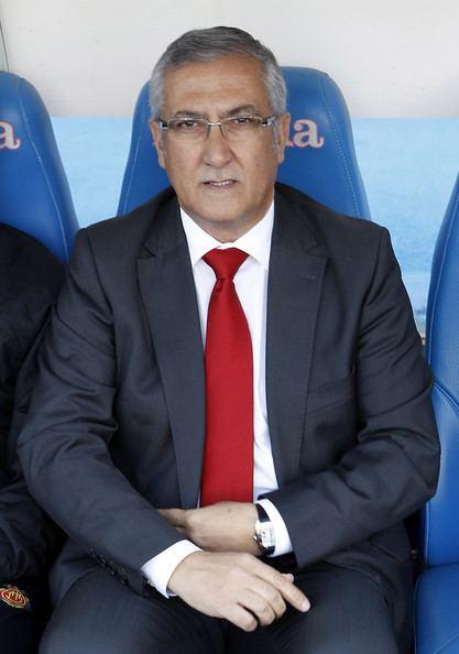 Gregorio Manzano Gregorio Manzano Pictures Getafe v Mallorca La Liga