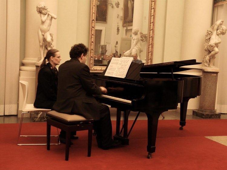 Gregorio Nardi Una Voce Poco Fa Gregorio Nardi il pianistapoeta Museo