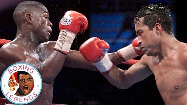 Gregorio Vargas Floyd Mayweather Jr vs Gregorio Vargas Highlights 20000318