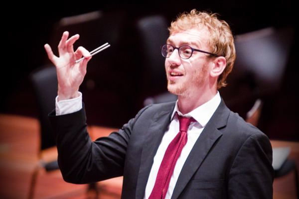 Gregory Batsleer Chorus Academy RSNO