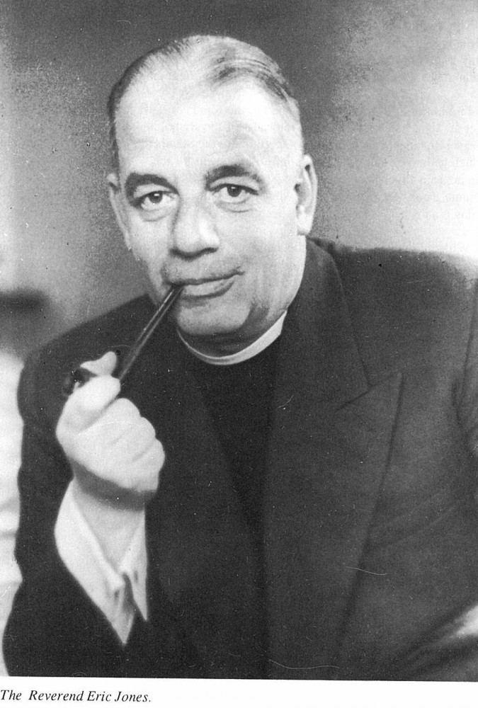 Gregory Dix St Peters Hale The Reverend Eric Jones 19461955