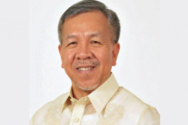 Gregory Domingo Trade and Industry Secretary Gregory Domingo resigns
