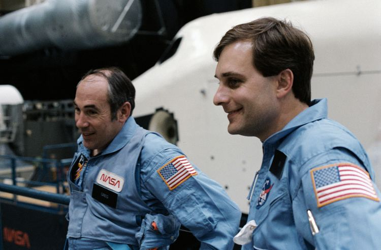 Gregory Jarvis Astronauts Gregory Jarvis and William Butterworth S852816 Flickr