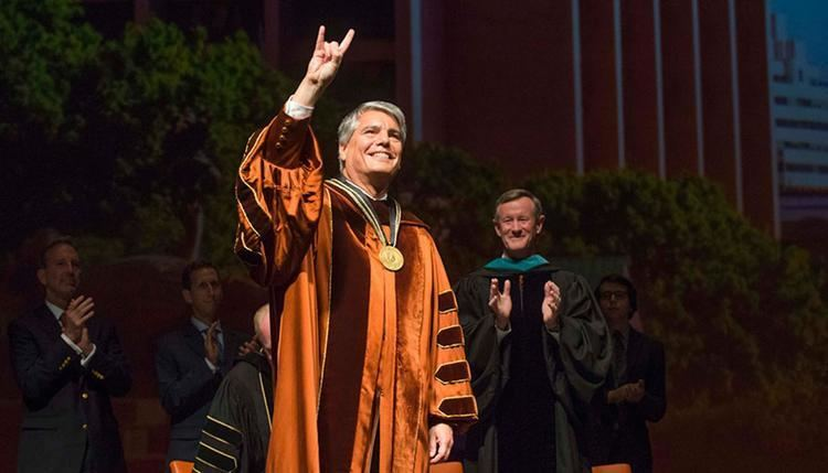 Gregory L. Fenves Inauguration of the 29th President Gregory L Fenves UT