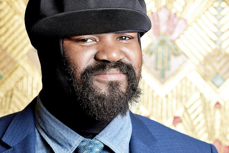 Gregory Porter Gregory Porter interview I can sing the blues I feel it