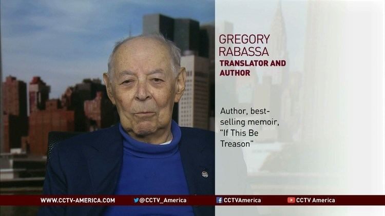 Gregory Rabassa Exclusive Interview with Gregory Rabassa Translator of