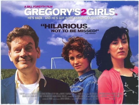 Gregory's Two Girls You Have Been WatchingGregorys Two Girls