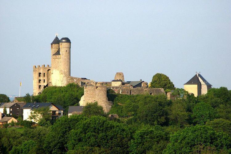 Greifenstein Castle (Hesse)