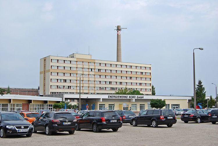 Greifswald Nuclear Power Plant FileEingangsbereich Kernkraftwerk Greifswald 2011jpg Wikimedia