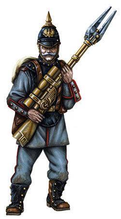 Grenadier Grenadier Infantry Spartan Games