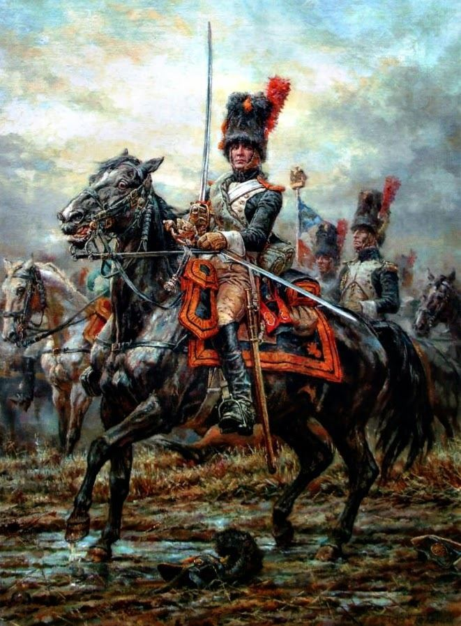 Grenadier Napoleonic Swords and Sabers Collection Horse Grenadier Saber