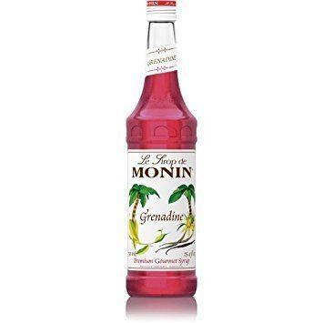 Grenadine Amazoncom Monin Grenadine Syrup Beverage Flavoring Syrup