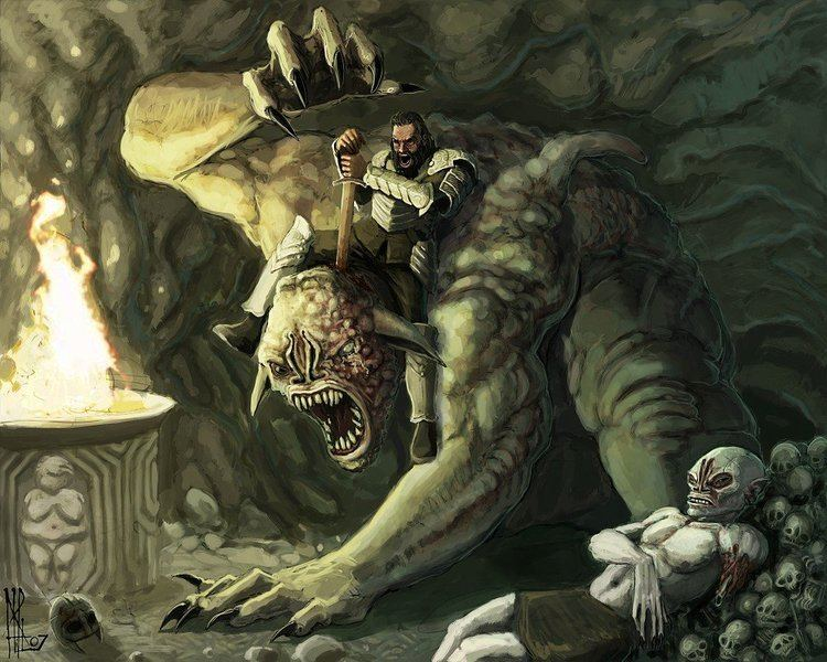 Grendel's mother Beowulf GRENDEL39S MOTHER