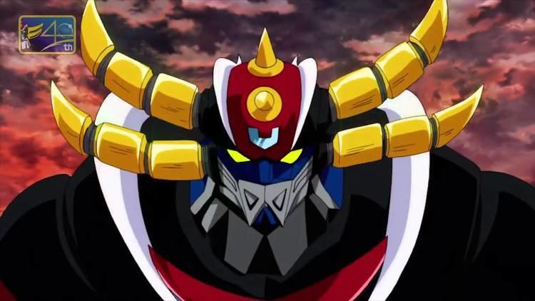 Grendizer New trailer of next manga Grendizer Giga from Go Nagai YouTube