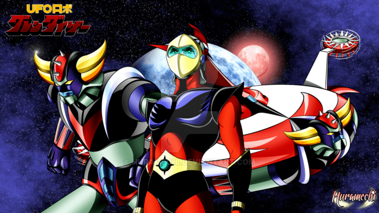Grendizer Grendizer goldorak wallpaper