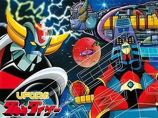 Grendizer movie poster