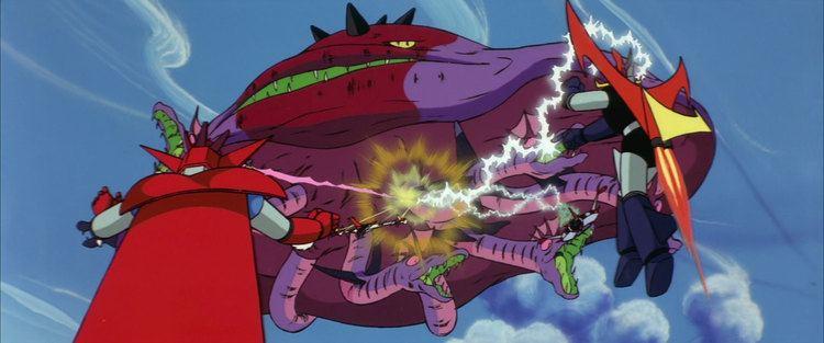 Grendizer, Getter Robo G, Great Mazinger: Kessen! Daikaijuu wwwgonagaiworldcomwpcontentuploads201607dr