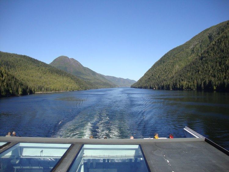 Grenville Channel A Tangled Webb Day 14Prince Rupert to Port Hardy