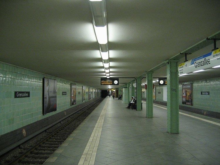Grenzallee (Berlin U-Bahn)