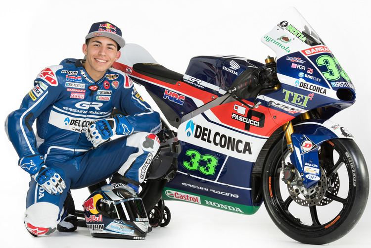 Gresini Racing 2016 Gresini Racing Team Moto 3 launched in Faenza Del Conca