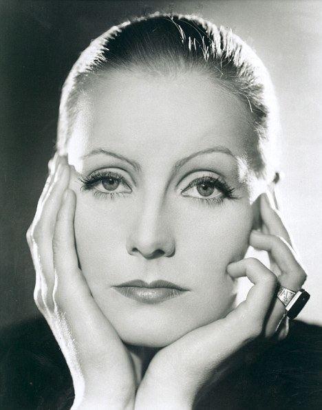 Greta Garbo I want to be alone with my enormous ego GRETA GARBO