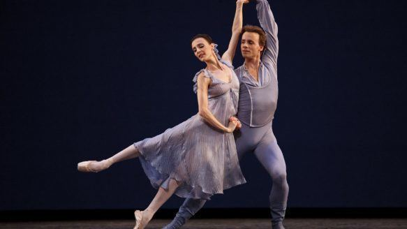 Greta Hodgkinson Review National ballet celebrates Greta Hodgkinson with