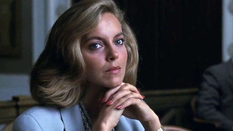 Greta Scacchi Greta Scacchi Presumed Innocent Nights In White Satin