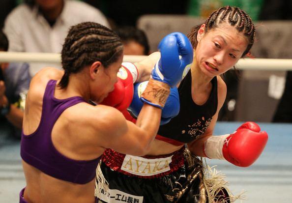 Gretchen Abaniel Ayaka Miyao v Gretchen Abaniel WBA Lightminimumweight