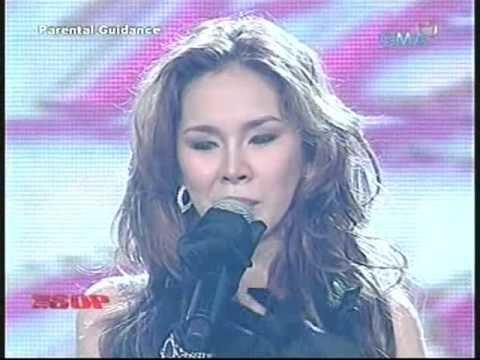 Gretchen Espina Gretchen ESPINA sings Kasalanan Nga Ba her first single YouTube