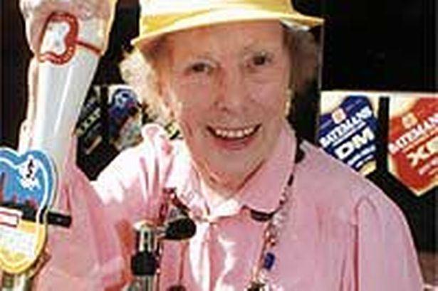Gretchen Franklin EASTENDERS STAR ETHEL DIES AT 94 Mirror Online