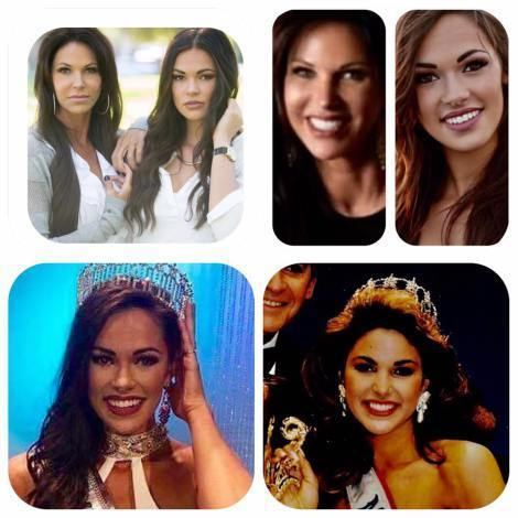 Gretchen Polhemus Will this MotherDaughter be the first pair to win Miss USA The
